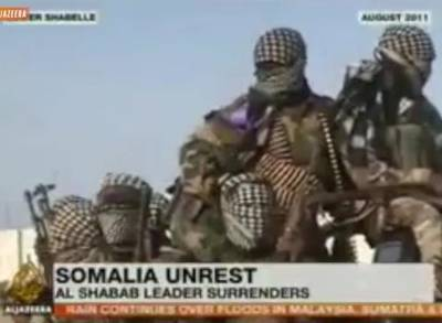 News video: Former Al-Shabab Leader Surrenders to Somalia Soldiers