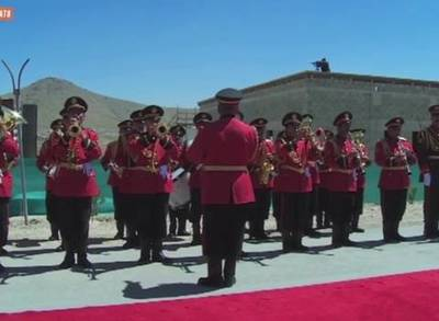 News video: Secret Ceremony Ends NATO Afghan Combat Mission